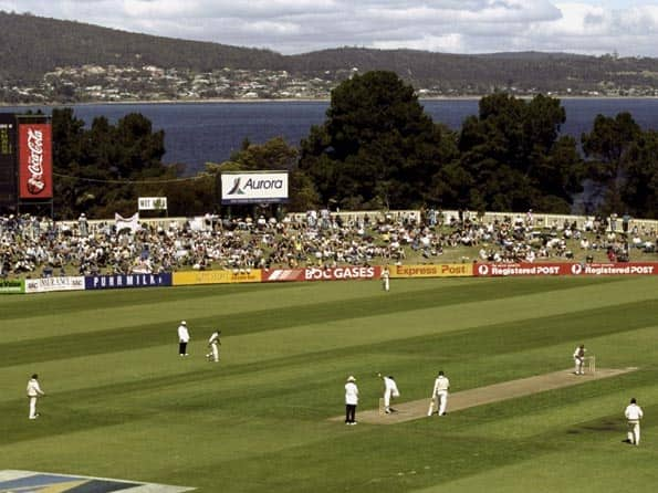 Ricky Ponting's home ground doesn't seem to miss him