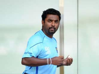 Murali is always annoying other players in the dressing room: Sangakkara