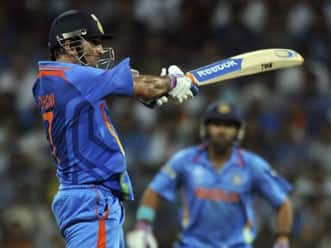 Dhoni upbeat about India's future