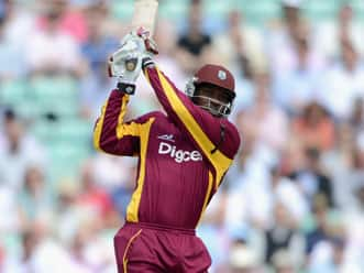 Chris Gayle moves up in ICC T20 rankings