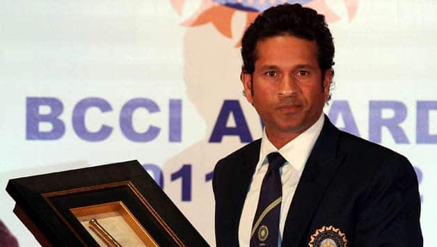 Indian cricketers felicitated at BCCI Annual Awards2012