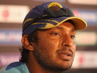 Sangakkara is upbeat about Deccan Chargers' future