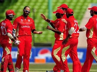 Sri Lanka wary of Canada's John Davison
