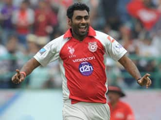 Parvinder Awana replaces injured RP Singh for India A tour to West Indies