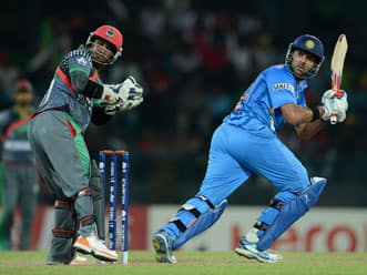 ICC World T20 statistical review: India vs Afghanistan