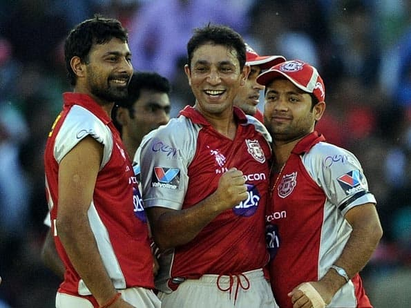 IPL 2012 Live Cricket Score: KXIP vs CSK T20 match - Punjab need 121 to win