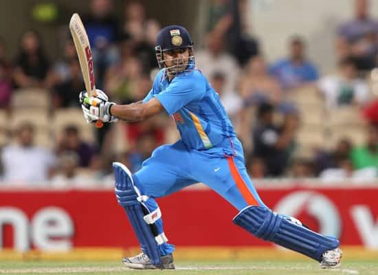 India vs Sri Lanka, CB Series 5th ODI, Adelaide Oval (Feb 14, 2012)