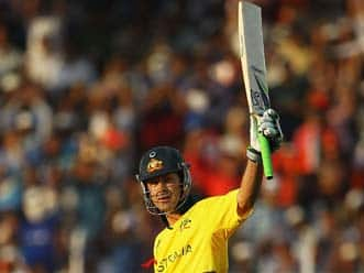 Ponting century takes Australia to a competitive score