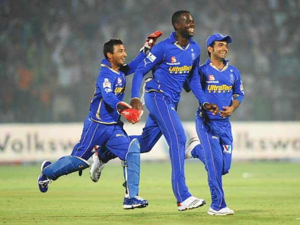 Clinical Rajasthan register royal win over Punjab in IPL 2012 match