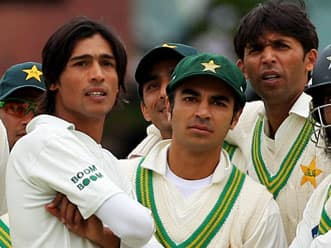 Banned Pakistan trio go on trial in London today