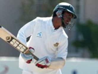 Ashraful half-century helps Bangladesh hold steady