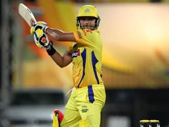 Suresh Raina first cricketer to cross 2000 runs in IPL