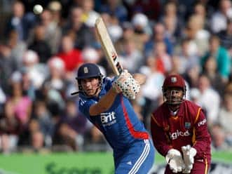 England thrash West Indies by seven wickets in T20 match