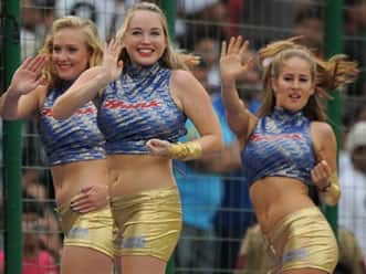 IPL cheerleader Pasqualotto gets offer from Bollywood