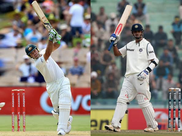 Who, between Dravid and Ponting, is the best No 3 batsman in modern cricket?