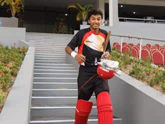 Canada's Nitish Kumar becomes youngest World Cup player