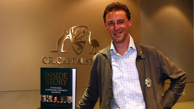 Cricket journalist Gideon Haigh delivers Sir Don Bradman Oration 2012