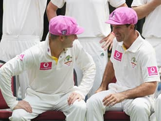 SA-Aus second Test turns pink in support of McGrath Foundation