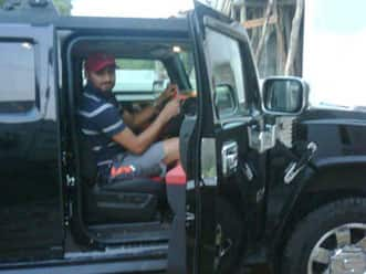 Still no clue of Harbhajan Singh's stolen bags