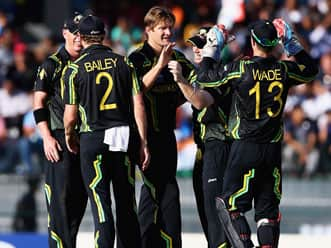 ICC World T20 2012: Australia opt to field against Pakistan at Colombo