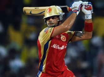 IPL 2012: Virat Kohli's form a concern for RCB