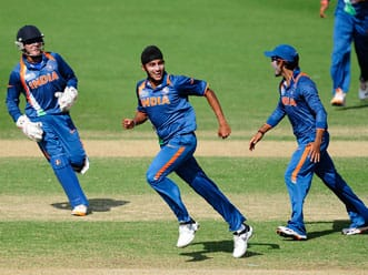 Under-19 World Cup star Harmeet Singh to feature in Irani Trophy