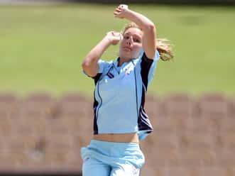 ICC Women's World T20: Nicola Carey to replace Sarah Coyte in Australia squad