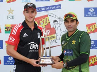 Pakistan aim to fightback in T20 against England after ODI whitewash