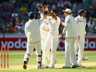 India vs Australia, first Test match at Melbourne: Day 1 highlights