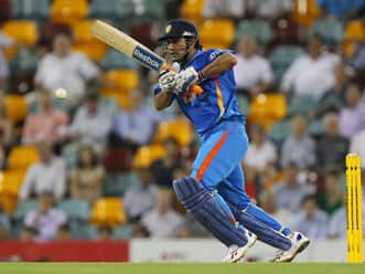 Losing early wickets pegged us back, said MS Dhoni