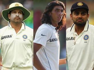 Sachin Tendulkar's cool demeanour is an example for Ishant Sharma & Virat Kohli to emulate