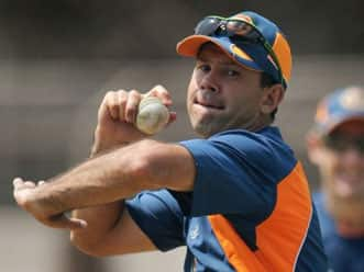 Ricky Ponting eyes consistency ahead of West Indies Test series