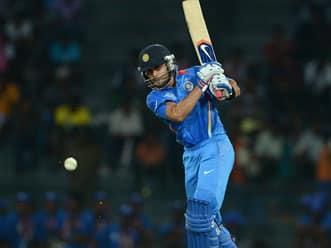 ICC World T20 2012: Virat Kohli, Suresh Raina lift India to 159 against Afghanistan in Group A clash