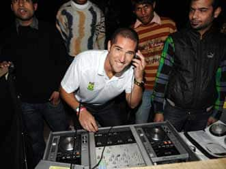 Police detain two IPL players in rave party