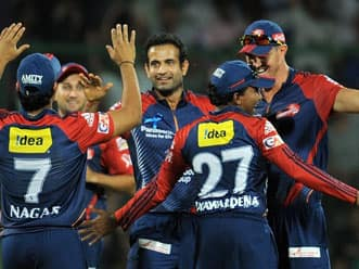 Clinical Delhi Daredevils crush Mumbai Indians in IPL 2012 match