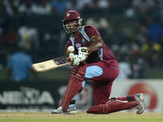 ICC T20 World Cup 2012: Darren Sammy lauds Chris Gayle, Johnson Charles after win over England