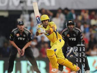 Badrinath half-century shapes up Chennai win