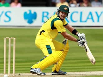 Shane Watson restless for win over England