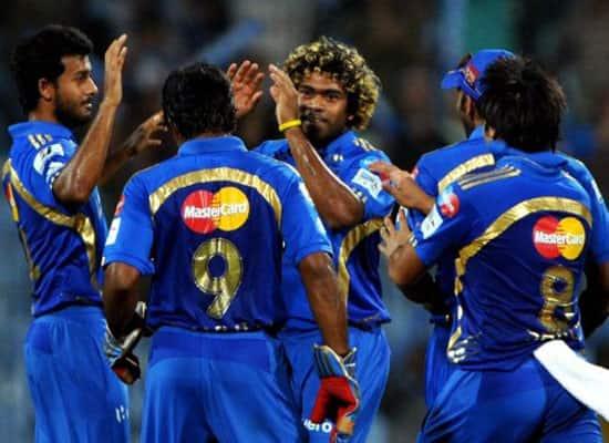 Mumbai Indians vs Somerset CLT20 2nd semi-final (Oct 8, 2011)