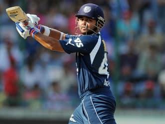 IPL 2012 Live Cricket Score: DD vs DC T20 match – Delhi Daredevils need 158 to win