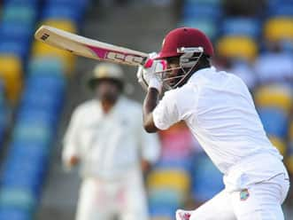 Darren Bravo's Test average similar to Brian Lara