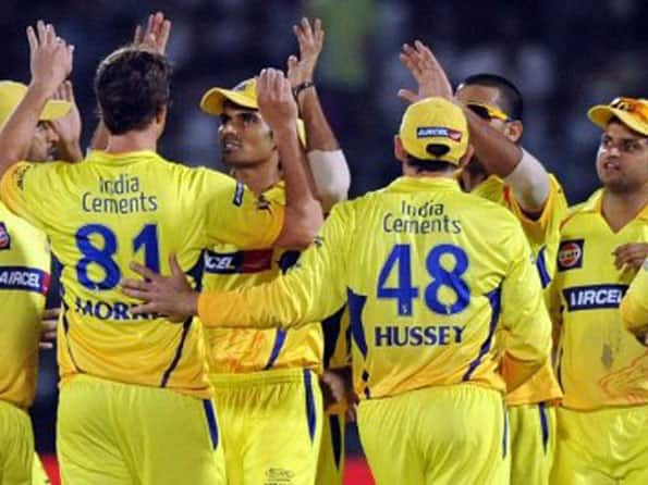 IPL 2012 Live Cricket Score: Mumbai Indians vs Chennai Super Kings T20 tie at Mumbai