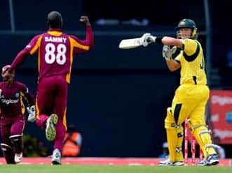 Live Cricket Score West Indies vs Australia, 5th ODI at Gros Islet: West Indies need 282 to win
