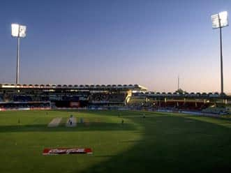 Sharjah cricket stadium enters Guinness Book of World Records
