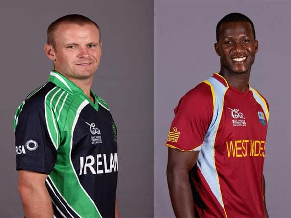 ICC World T20 2012: Luck of the Irish could prevail over the West Indies