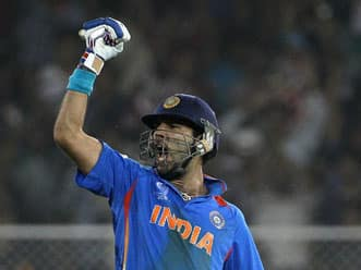 Doctor promises Yuvraj Singh will 'come back as a new champion'