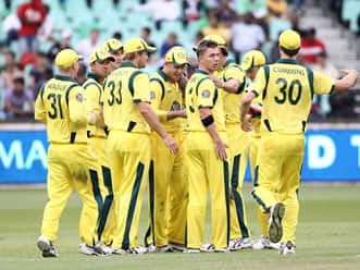 Australia's resurgence could be swifter than expected