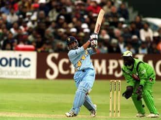 The best of Sachin Tendulkar in World Cup