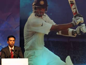 Video: Rahul Dravid's speech at the BCCI felicitation ceremony