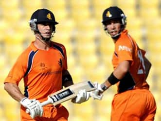 Netherlands feeling World Cup axe pressure, says captain Borren